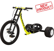Drift Trike Tricycle Bike Scooter Big Wheel Outdoor Sports Drifting Adult New