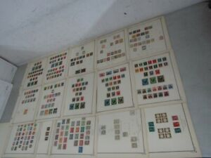 Nystamps German States Bavaria many mint old stamp collection Scott page