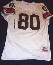 Andre Rison Cleveland Browns Wilson Vintage NFL Football Jersey Adult Large  NFL