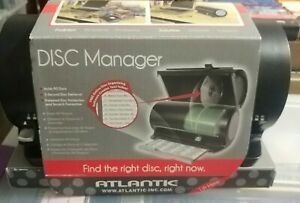 Atlantic 8501-2055 Disc Manager 80 CD Storage Drumstand-new