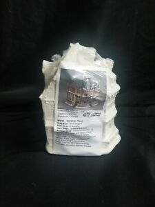 California Creations 97016 Victorian Rose  Ready To Paint Ceramic Village new