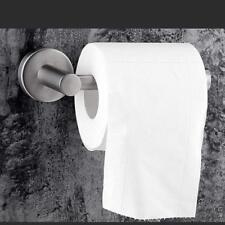 304 Edelstahl Toilettenpapierhalter 3m Starker Kleber WC Rollenhalter  Badezimmer