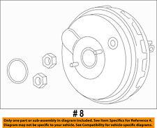 FORD OEM 14-15 Transit Connect-Power Brake Vacuum Booster AV6Z2005B