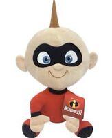 "Disney Pixar The Incredibles Plush Toy Stuffed Jack Jack Pillow Buddy 15"""