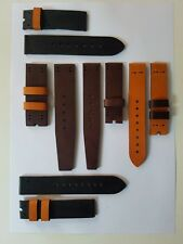 Excelnte Hand Made of Genuine Leather watch strap for Trunk Panerai