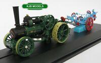 BNIB OO GAUGE OXFORD 1:76 76FBB005 Ploughing Engine 15334 Lady Caroline & Plough