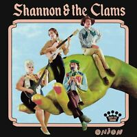 Shannon And The Clams - Onion CD Digipack *New & Sealed*
