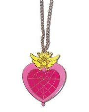 AUTHENTIC Sailor Moon Chibimoon Chibi Moon Compact Necklace Licensed *NEW*