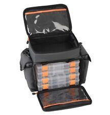 SAVAGE GEAR System Box Bag M 54776 inkl Tackleboxen und Slipfolien