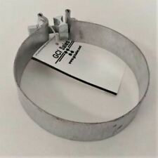 """AccuSeal 5"""" Stainless Steel Exhaust Clamp"""