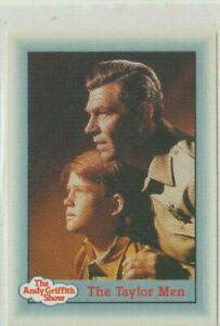 Andy Griffith show Trading card #81Nothing Beats the classics Thank you 4 Biz ..