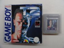 T2 TERMINATOR 2 JUDGMENT DAY (GB-GBA) mit OVP ohne Anleitung***