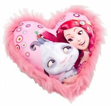 Joy Toy 118057 33 x 33 cm Mia and Me Pan Phuddle Heart Shaped Pillow