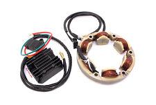Ricks High Output Charging Kit Rectifier Regulator Stator Honda CB350 CB360 Twin