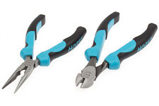 HAZET Werkzeug 1800M/2 Zangen Satz Werkzeug Set Seitenschneider Flachrundzange