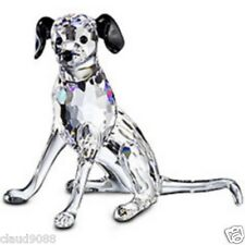 "SWAROVSKI SILVER CRYSTAL ""DALMATION MOTHER"" 628948 MIB"