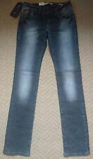 BNWT Mavi Jeans Co Women's Olivia Low Rise Straight Leg Washed Grey Jeans 24 x32