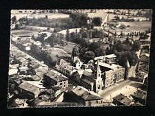SAINTE FOY L'ARGENTIERE - L'Eglise et le chateau de Fenoyl