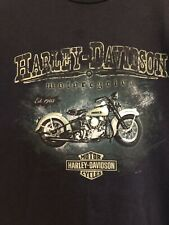 Harley Davidson T-Shirt 2009 Neckartenzlingen, Germany CPO Cycle GMBH - L or XL