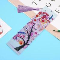DIY Diamond Painting Bookmark Handmade Living Room Cross Stitch V8X8