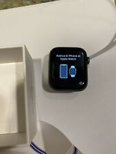 apple watch series 4 44mm LTE space gray - No Band