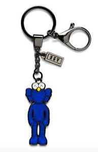 KAWS BFF Keyring Blue - Brand New Unopened in Packaging
