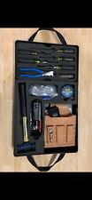 Klein Electrician Tool Set17 Piece Kit With Tray And Custom Foam Cutouts