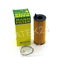 Ölfilter HU 721/5 x original MANN FILTER HU721/5x