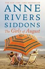 The Girls of August by Siddons, Anne Rivers