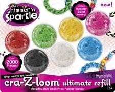 Cra-Z-Loom Ultimate Refill by Cra-Z-Loom JOB LOT OF 50