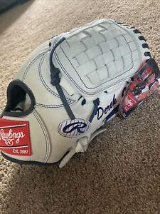 Rawlings Derek Jeter final season glove