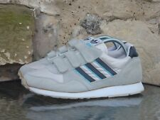 Vintage 1990 Adidas Quitar UK 7 Made In Thailand OG new york fire quorum quasar