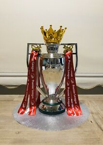 Premier League Replica Trophy Great Size H 45cm Great Collection Brand New