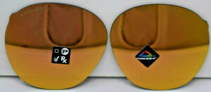 Brand New Authentic Oakley Spindrift Replacement Lens Prizm Rose Gold