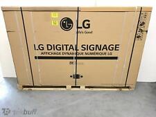 "LG 86UH5E-B 86"" Ultra HD 4K LED Commercial Display - webOS - black"
