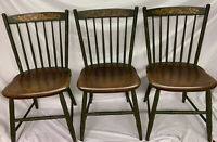 Vintage L. Hitchcock Dining Chairs