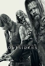 Eason-Outsiders Movie Poster 23.6x35 in