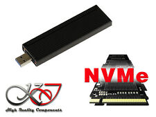 Clé boitier USB 3.0 Pour SSD M.2 NGFF PCIe NVMe M Key
