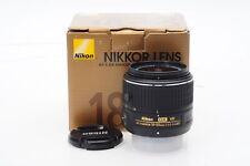 Nikon Nikkor AF-S 18-55mm F3.5-5.6 DX G VR II Lens AFS #456