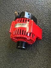Alternator Honda Accord  90-96 200 Amp High Amp High Output POWDER COATED