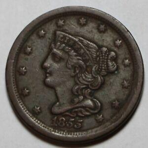 1853 US Half Cent ZB95