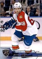 2016-17 Upper Deck Hockey #81 Jaromir Jagr Florida Panthers