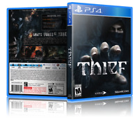 Thief - ReplacementPS4 Cover and Case. NO GAME!!
