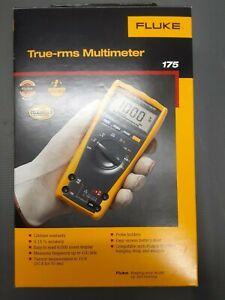 Fluke 175 True-RMS Digital Multimeter - New