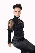 Ruffle Long Sleeve Classic Tops & Shirts for Women