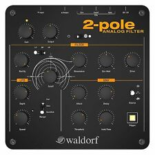 Waldorf 2 Pole Analog Filter With The Waldorf Edition LE Software