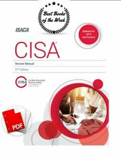 CISA Review Manual, 27th Edition ✅ by ISACA 2019 🔥[P.D-F]🔥