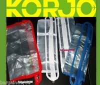 Korjo Zipper Plastic Packing Bag Travel Luggage Clothes Shoe Storage Bags 2PACK
