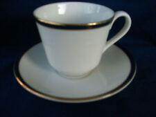 Porcelain/China Saucer Blue Royal Doulton Porcelain & China