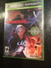 Devil May Cry 4 Microsoft Xbox 360 X360 Platinum Hits Brand New Factory Sealed